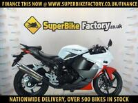 2017 HYOSUNG GT 125R - NATIONWIDE DELIVERY AVAILABLE