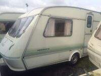 2 BERTH ELDDIS HURRICANE WITH END KITCHEN AND EXTRAS MORE IN STOCK AND WE CAN DELIVER PLZ VIEW