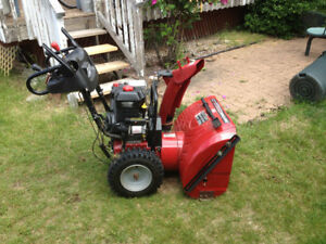 2012 Craftsman Power-propelled Snowblower