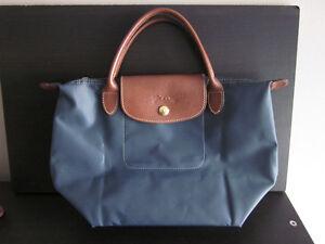 Authentic small Longchamps handbag