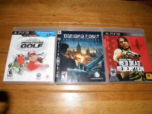 Jeux pour PS3