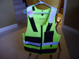 SAFETY VESTS AND LONG SLEEVE SHIRT