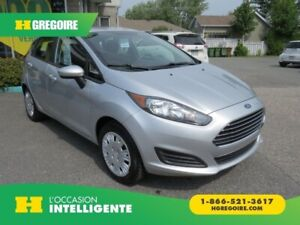 2015 Ford Fiesta S MAN A/C BLUETOOTH GR ELECTRIQUE