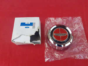1965-1973 FORD MUSTANG MAGNUM MAG 500 Wheel Center Cap NEW (1)