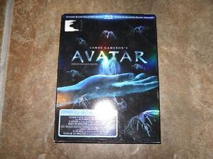 Avatar Special Edition, Blu-ray