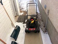 Yard Works Snow Blower
