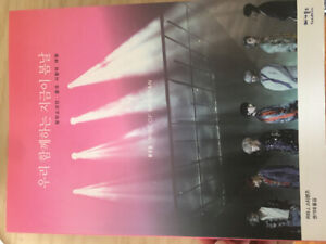 BTS - rise of bangtan book in Korean