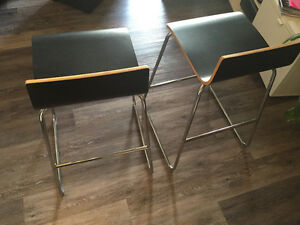 Pair of IKEA bar stools $60 OBO