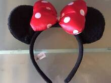 Minnie Mouse hair band Burleigh Heads Gold Coast South Preview