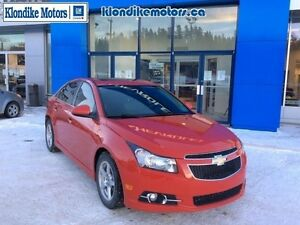 2013 Chevrolet Cruze LTZ Turbo   - Low Mileage
