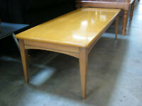 Maple Wooden Coffee Table