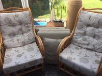Conservatory seats / furniture