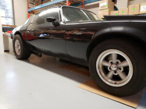 1970 Pontiac Firebird Coupe (2 door)