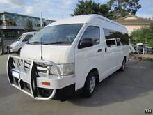 2011 Toyota Hiace KDH223R Commuter White 5 Speed Manual Bus St James Victoria Park Area Preview