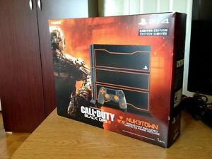 1TB Black Ops III PS4 Console + The Crew & Black Ops 3