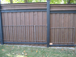 "Metal Railing 3 ft high x 11'-6"" Kitchener / Waterloo Kitchener Area image 2"
