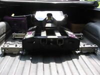 Super Glide Fifth Wheel Hitch