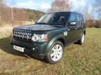 Land Rover Discovery 4 xs 3.0 SDV6 2011 Auto
