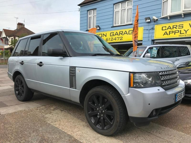 2006 56 RANGE ROVER VOGUE SE 4.2 V8 SUPERCHARGED AUTOMATIC 2010 UPGRADE