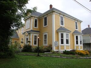 Edwardian period home in historic Lunenburg, Nova Scotia