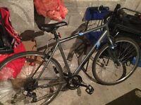 Appolo transfer hybrid bike