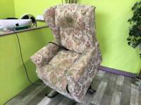 Sherbourne Rise & Recline Mobility Armchair - Can Deliver For £19
