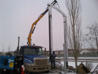 """GET IT UP - PICKER TRUCK SERVICE (Can't ? """"Get It Up"""" We Can!)"""