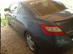 Reliable Honda Civic 2008 well babied