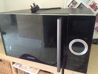 Samsung smart oven microwave bce1197