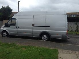 RELISTED AS NEEDED FOR WORK - Ford Transit 90 T 350 silver 2002