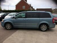 2008 CHRYSLER GRAND VOYAGER 2.8 CRD Limited 5dr Auto