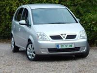 Vauxhall/Opel Meriva 1.6i 16v ( a/c ) Easytronic 2005.5MY Breeze