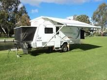 2012 Jayco Expanda 16.49.3 Outback Caravan Yarrawonga Moira Area Preview