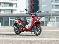 Keeway Cityblade 125ccc Automatic Scooter Moped big wheel Commuter.ULEZ compl...