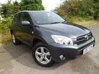 TOYOTA RAV4 2.2 I-CTDI XT-R 5 DOOR FSH 1 OWNER FULL TOYOTA SH , Beige, Manual, D