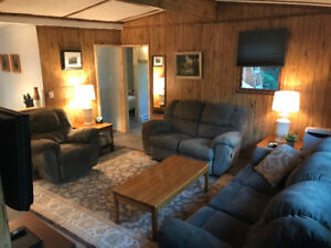 Cabin on Gull Lake for rent