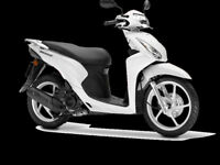 New scooter Honda Vision for sell or hire