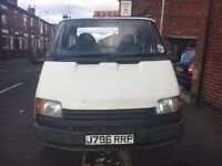 FORD TRANSIT RECOVERY TRUCK ***FULLY RUNNING/WINCH/BEACONS***