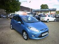Ford Fiesta 1.25 (82ps) Zetec Hatchback 5d 1242cc