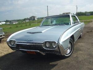 For Sale is a 1963 Ford Thunderbird