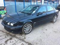 Jaguar X-TYPE 2.0D Sport 4 DOOR - 2005 - 8 MONTHS MOT