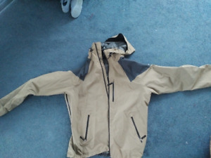 Taiga Dry Shell Pro Waterproof Jacket  never used
