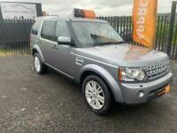 Land Rover Discovery 2011/61 Reg 3.0l Diesel V6 ,3.0 SDV6 7 seats XS Auto 2 keys