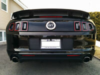Pièces Ford Mustang Borla Exhaust Wind Deflector Boot Cover et +