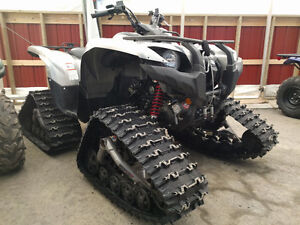 Yamaha Grizzly 700cc Special Edition