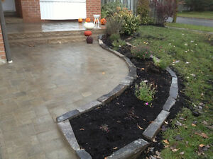 Concrete, Interlock and Landscaping