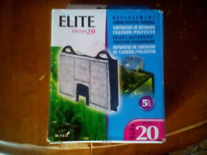 5 Pk of Elite Hush 20 cartridges