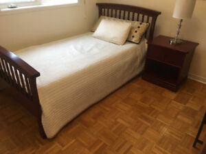 Bedroom furniture with Single bed