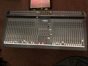 SoundCraft Spirit 8 32 Channel Mixer