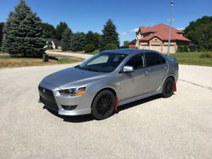 2009 Mitsubishi Lancer Well Maintained